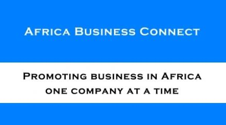 Africa Business Connect, Business in Africa, African business